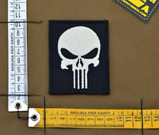 """Ricamata / Embroidered Patch """"13 Hours Skull Benghazi"""" with VELCRO® brand hook"""
