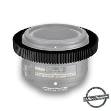 Follow Focus Gear for Nikon AF-S Nikkor 50 mm F1.8 G