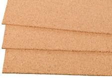Korkplatten | Korkdämmung | Pinnwand Kork | 20 mm dick | 940x640 mm | 94x64x2 cm