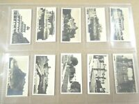 1926 Westminster INDIAN EMPIRE photos 2nd series set  cards Tobacco Cigarette