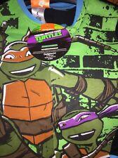 Boys or Girls Size 4 Teenage Mutant Turtle Cotton Sleep Suit New Free Post WOW