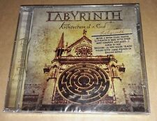 LABYRINTH-Architecture of a God -RHAPSODY- LUCA TURILLI CD 2017 NEW
