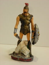 ACHILLES TROJAN HERO 4.9'' FIGURINE STATUE GREEK MYTHOLOGY COLLECTIBLE