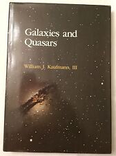 Galaxies and Quasars THIS HARDCOVER BOOK IS SIGNED BY AUTHOR