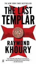 The Last Templar, Raymond Khoury, Good Condition, Book