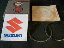 SUZUKI GT750 PISTON RINGS +0.25mm (1) NEW T500 GT500