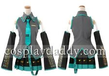 Vocaloid 2 Hatsune Miku Cosplay Costume Version 1