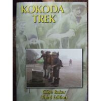 KOKODA TREK Guide History Book of Kokoda Track Travel WW2 Walking Trail