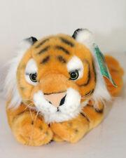 Russ Dakin Baby Tiger Plush Stuffed Animal Toy Soft Lovey 1976 Party Decoration