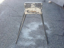 Vintage Antique GALE Outboard Boat Motor Engine Stand