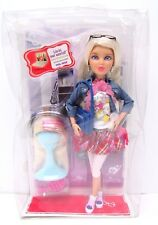 Liv Sophie Doll First Wave w Blonde Wig Pink Streaks Glasses 2009 NEW