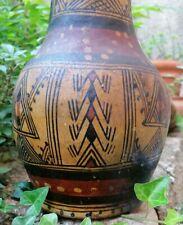 Céramique Berbère Poterie Cruche à Haut Col Kabylie Algérie Afrique du Nord