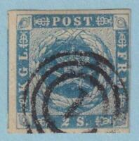 DENMARK 3  USED -  NO FAULTS EXTRA FINE!
