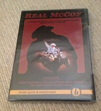 FANTASTIC REAL McCOY DVD FEATURING FRED WHITFIELD - US FORMAT NTSC