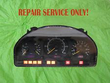 1635407411, Mercedes Instrument Cluster W163, W163 ML320 ML500 cluster Repair