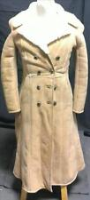 Vintage Morlands Lambskin Full Length Coat made in England