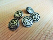Unbranded Pack Metal Sewing Buttons