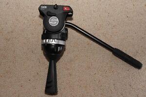 Sachtler Ace XL SA Drag 75mm Bowl - Slide In Camera Plate & Pan Bar***GREAT***