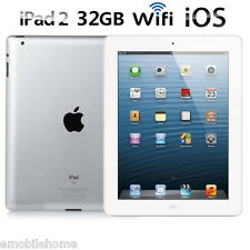 Apple iPad 2 32Go Wi-Fi Version, Great Condition,Garantie de 60 jours,Blanc