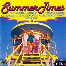 Summer Times (1996) Chris Rea, Erasure, Joe Cocker, Christopher Cross, Am.. [CD]