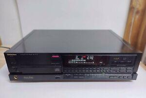 Technics SL-P770 CD Compact Disc Player 4DAC・18bit Digital Output Made in Japan