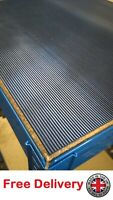 BENCH & WORKTOP PROTECTOR RIBBED RUBBER MATTING 1.2M WIDE 3MM THICK ANTI SLIP