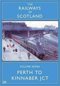 The Railways Of Scotland Volume Seven: Perth To Kinnaber Junction - DVD