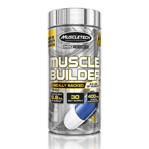 MuscleTech Pro Series Muscle Builder 30 Capsules