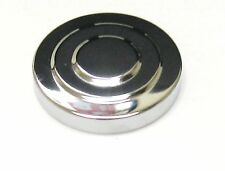 "3"" -  POLISHED STAINLESS STEEL - Replacement Draft Beer Tower Cap - # D12-3PA"