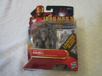 Hasbro Marvel Iron Man 2 Movie Series Iron Man Mark I 1 #01 Action Figure