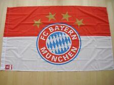 Fahne Logo FC Bayern München 100 x 150 cm 11852