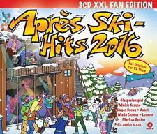 Apres Ski Hits 2016-3CD XXL Fan Edition von Various Artists (2015)