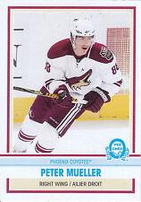 09/10 O-PEE-CHEE OPC RETRO #456 PETER MUELLER COYOTES *3564