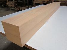 1 Buche Tischbein 80x80x730mm 4-seitig gehobelt Kantholz Leimholz