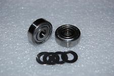 Per REVOX a77, b77 - 2 cuscinetti SKF per l'unità a nastro NUOVO, new bearings