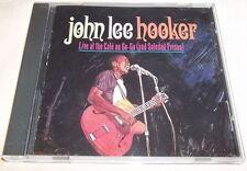 Live at Cafe Au Go-Go (And Soledad Prison) by John Lee Hooker (CD, 996, MCA) VGC