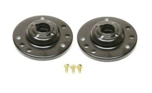 Set of 2 Strut Mount Plate Front (Left + Right) URO PARTS 13-188-763 for Saab