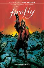 Firefly The Unification War Volume 2 Hardcover Gn Serenity Whedon New Nm