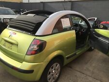 citroen c3 pluriel,wrecking,dismantling,parting out,2008,1.6 sensodrive,wheel