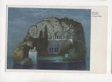 Hermann Ruedisuehli Heilige Staette Vintage Art Postcard 234b