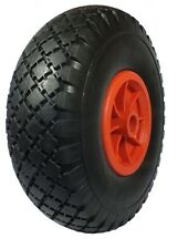 """260mm(10"""") Wheel. PUNCTURE PROOF TYRE. 20mm bore. Canoe/Kayak Launching Trolley*"""