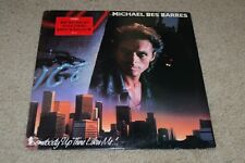 Michael Des Barres~Somebody Up There Likes Me~Gold Stamp PROMO~FAST SHIPPING!