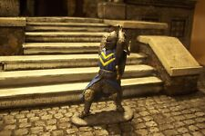 tin toy soldier french knight 1/32 scale