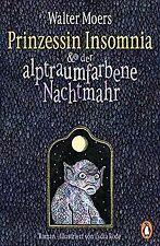 Prinzessin Insomnia & der alptraumfarbene Nachtmahr: Rom... | Buch | Zustand gut