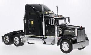 Welly Kenworth W900 - Black - 1:32
