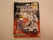 Vintage Transformers G1 Throttlebot Searchlight Blitzwing Decoy 1987 Series 4