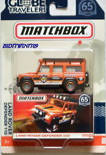 MATCHBOX 2018 GLOBE TRAVELERS LAND ROVER DEFENDER 110