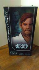 "Star Wars 12"" Sideshow Obi Wan Kenobi"