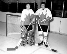Phil Esposito,Tony Esposito Team Canada 1972 8x10 Photo