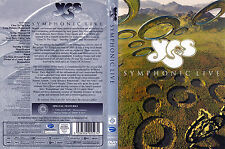 Yes-DDVD-Symphonic LIVE-LIVE 2001 and more-disc di 2002 -!!!!!